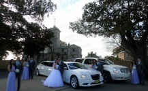 HF Wedding & Hire Cars