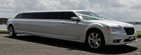 Chrysler 300c Stretch Limousine