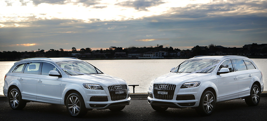 Audi-Q7s