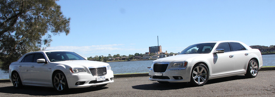 Chrysler-300-c-sedans