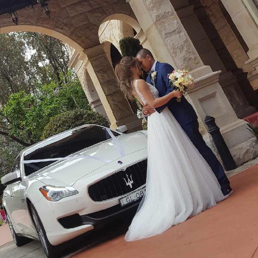 Congratulations to Marra & Rania on their wedding day