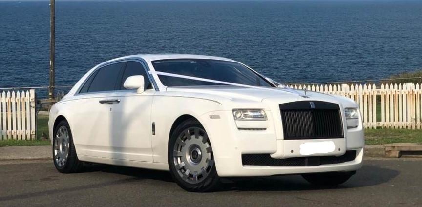 Rolls-Royce-Ghost-Wedding-car